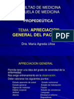 10. Apreciacion General Del Paciente