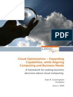 Cloud Computing Business Considerations - Logic2020