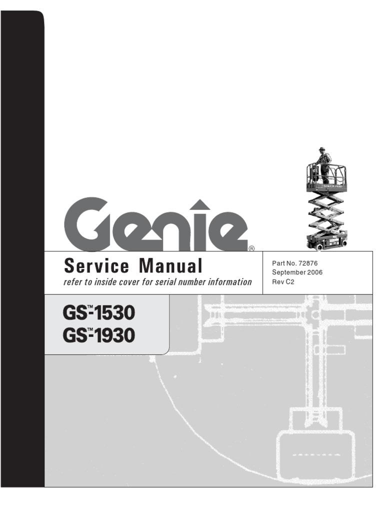 Genie Manual