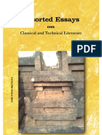 Dr. Jinitha k.s. - Assorted Essays on Classical and Technical Literature