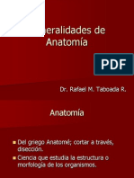 1.01 Conceptos de Anatomia