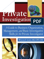 0398086427 Basic Private InvestigationB