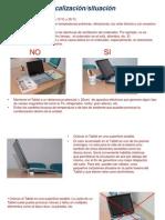 Cuidados Tablet PC