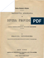 Em Swedenborg DIVINA PROVIDENTIA Latin English Edition New York 1899
