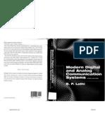 Modern Digital and Analog Communication Systems (B. P. Lathi)