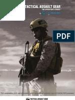 2012 Tactical Assault Gear - Shellback Tactical Catalog