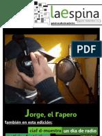 Revista La Espina Agosto-Setiembre de 2011