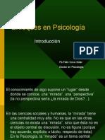 Introduccion a La Historia de La Psicologia