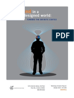 IFTF Mind in a Designed World Report