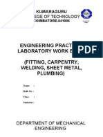 Basic Workshop Lab Work Book[1]