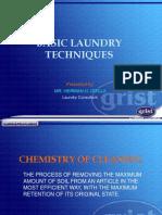 Basic Laundry