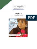 Deborah Bradley Press Kit
