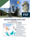 Malaysia SIN Super Saver DEL Winter