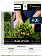 Rural Nirmaan Concept Document