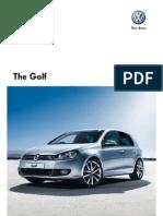 Golf Gti Brochure UK 2011
