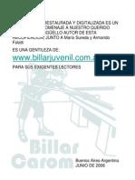 billar jra - billar a tres bandas -josé argüello_recopilacion_de_teorias