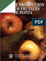 Poda Produccion Frutales Pepitas