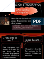 Diapositivas de Investigacion Etnografica Grupo 3