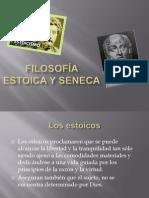 Filosofía estoica y seneca