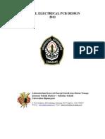 modul pelatihan PCB