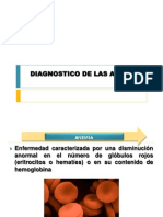 9 Diagnostico de Las Anemias