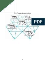 61664272 Ant Colony Optimization