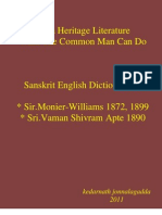India Heritage Literature What the Common Man Can Do New