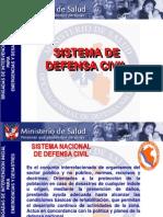 Sistema de Defensa Civil