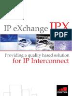 Ipx Brochure
