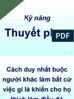 Ky Nang Thuyetphuc