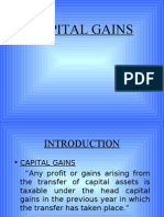 Capital Gains1