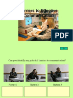 Barriers to Effective Communication Photos
