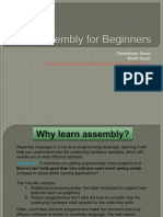 C Programming - Assembly for Beginners
