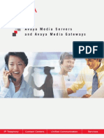 Media Servers and Media Gateways
