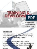 Presentation ( Training and Developmment (1)