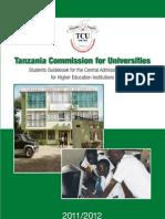Tcu Guide Book