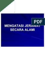 MENGATASI JERAWAT