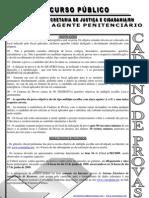 AGENTE PENITENCIÁRIO RN