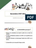 Baromètre CFDT