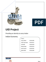 UID Project India