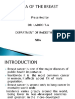 Breast Carcinoma,Pathology (Dr Ladipo)