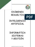 Examenes Inteligencia Artificial