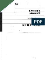 ToyotaSurfOwnersManual