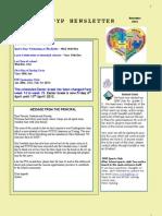 PYP Newsletter Nov 2011