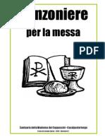 Libretto canti Lucio 3°ediz