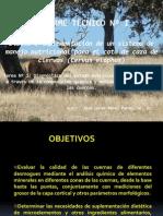 José Lucas Pérez Pardo, Dr. Sc., Diseño e implementación de un sistema de manejo nutricional para un coto de caza de ciervos (Cervus elaphus)