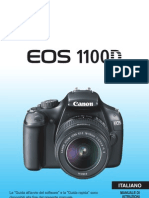 EOS1100D - Manuale Di Istruzioni