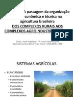 Moderniza o Conservadora Da Agricultura