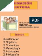 POWER ANIMACIÓN LECTORA