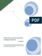 All-In-One Code Framework Coding Standards